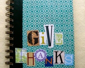 Simple Words Journal: Give Thanks