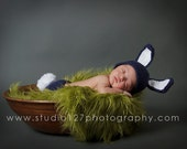 Bunny Rabbit Hat and Fluffy Tail Diaper Cover PDF 64