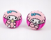 My Melody Lamb Earrings