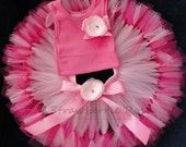 Pink Princess Parade Posh Petti Tutu Set - Custom Sizes