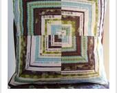 PDF Pillow Cover Pattern - Selvage JOY