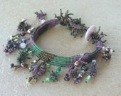 Pastel Jungle Bracelet - The Zen Garden Collection