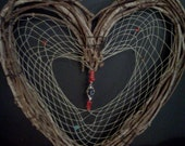 Large Dream catcher Heart
