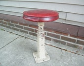 If This Diner Stool could Talk