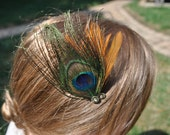 Feather Fiore on Etsy :  headbands bobby pins hair combs