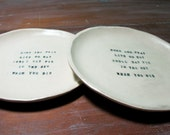 pie in the sky plates