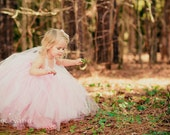 Toddler Tutu Dress - Design Your Own - 12 Months to 4T - Pixie-Cut