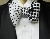 Ultimate Lounge Optical iIlusion Bow Tie