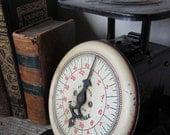 Antique Scale - housewarming101