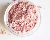 Mineral blush sample, PINCHED soft pink: natural & vegan makeup - EsmeMinerals