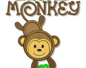 Lucky Monkey SS tshirt or onesie