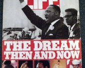 Life Magazine - Martin Luther King, The Dream Then and Now, 1988