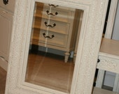The Lovely Mirror in Veranda Ivory