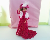 New Handmade  BARBIE DOLL CLOTHES  Evening wear designed and made by nannycheryl  859x 83