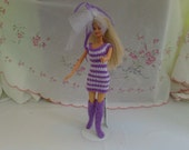 New handmade FUN TIME CLOTHES for Barbie Dolls    (nannycheryl original)   897x  93