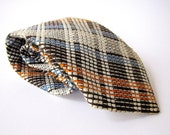 1960's or 1970's Men's tweed tie - tivolivintage