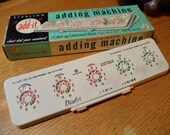 add-it Dial-A-Matic adding machine - TheRightSpot