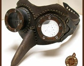Skeeter Air Pirate Mechanic steampunk costume prop goggles