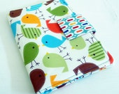 Kindle 4 Cover, Kobo Touch Case - Little Birds