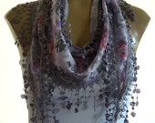 Pastel Roses... Lavender....Joy of Life...Richly Fringed...Mediterranean fever.... Summer collection - Textilemonster