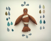 Little Chocolate Postal pigeon by  Wassupbrothers