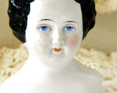 Vintage China Doll Head - Junquemama