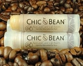 CHIC Bean NaturalCare Lip Balm - Vanilla Macadamia Nut / Made with Luxurious Organic Macadamia Nut Oil (with Added Vitamin E )