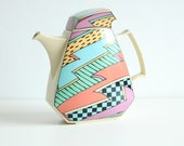 Vintage Rosenthal Studio Line Flash coffee/tea-pot designed by Dorothy Hafner - VintageEuroDesign