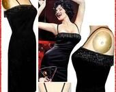 Sexy James Bond girl dress...Shaken not stirred