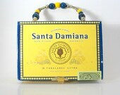 Cigar Box Purse Santa Damiana