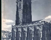 ON SALE Vintage English Parish Churches 1952 Beautiful Images