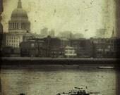 River Thames print