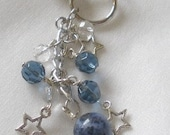 Blue and White Spirit Necklace
