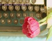 Writer's Romance - 5 x 7 print