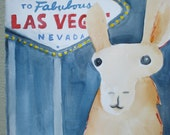 Las Vegas Llama