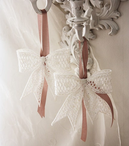 Wedding Bows...