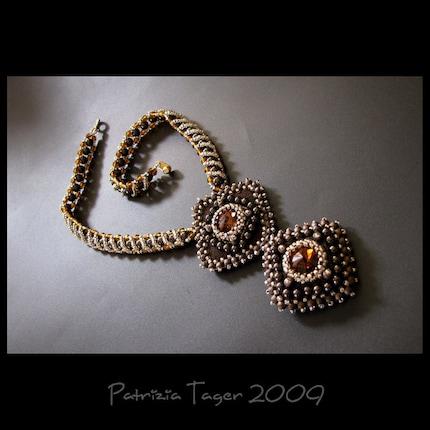 Chanterelle -  Necklace