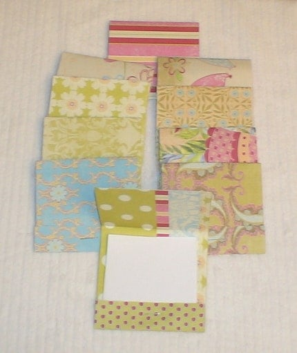Matchbook Notepad Favors Assorted