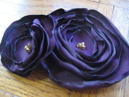 Gorgeous Handmade Silk Ranunculus Flowers