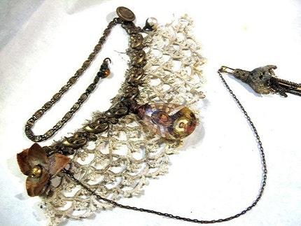 Ave Adonai. Custom Necklace for Shessoweird.