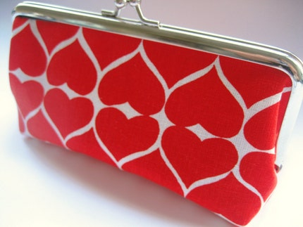 Love - Small Clutch