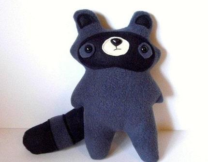 Reginald - The Little Raccoon