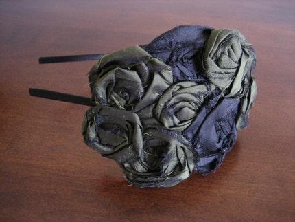 ANYA - Rosette Headband