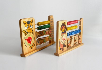 Old Learning Toys