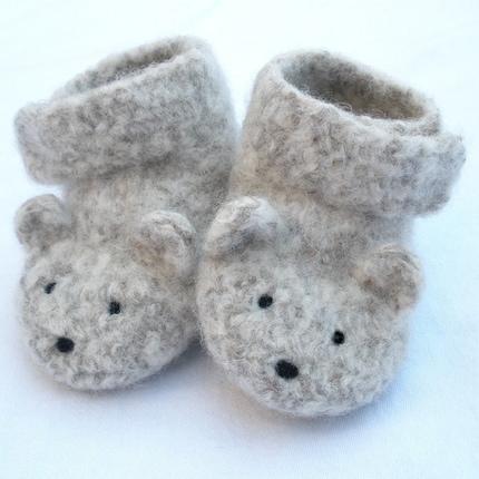 teddy feet