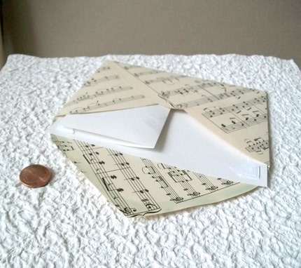 Wee Free Bird pop-up card