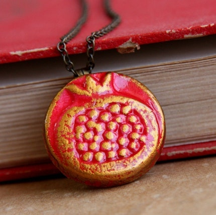 The Pomegranate Necklace