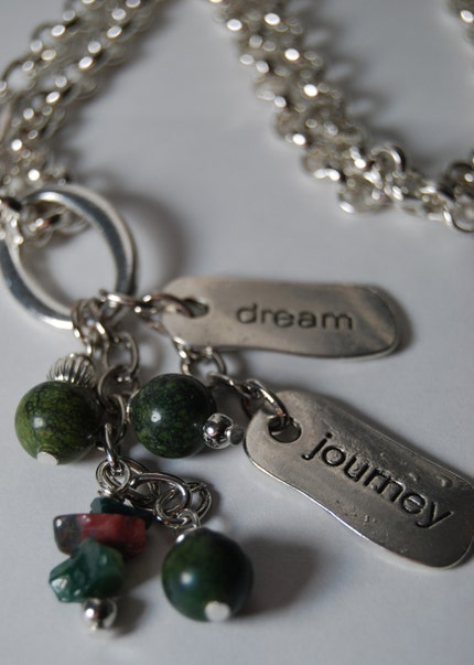 Dream, Journey Necklace