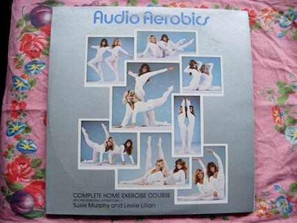 1979 Audio Aerobics LP.