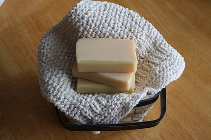 Lemongrass Verbena- Cold process soap